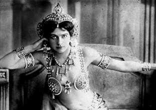 Campagnebeeld Mata Hari