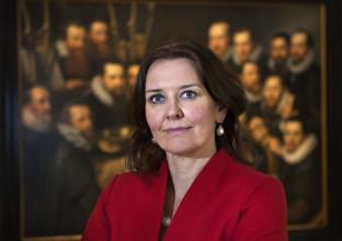 Janelle Moerman door Marco Zwinkels